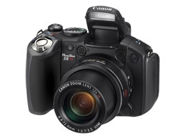 5 Canon PowerShot S5 IS