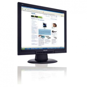 LCD монитор 17 Philips 170S8FB/00 Black