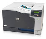 1 HP Color LaserJet Professional CP5225dn